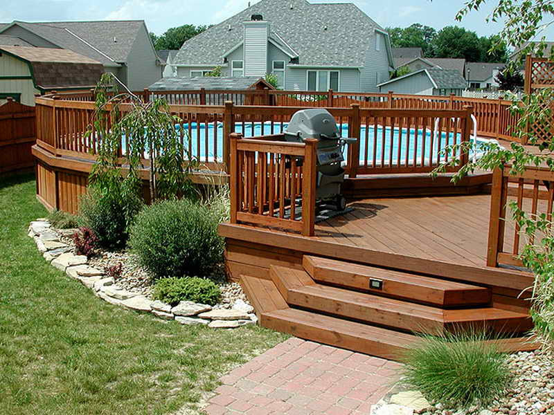Best ideas about Cost To Build A Deck DIY . Save or Pin Flooring How Much Does It Cost To Build A Deck Build Now.