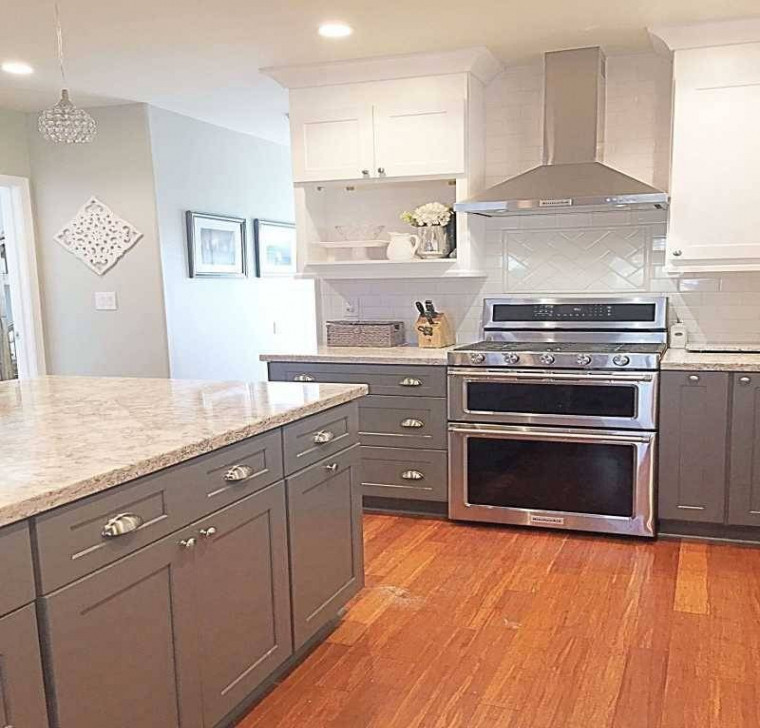 Best ideas about Cost To Install Kitchen Cabinets . Save or Pin Installing Kitchen Cabinets 17 Lovely Cost To Install Now.