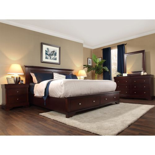 Best ideas about Costco Bedroom Furniture . Save or Pin Hudson 5 piece King Bedroom Set $1999 at Costco Now.