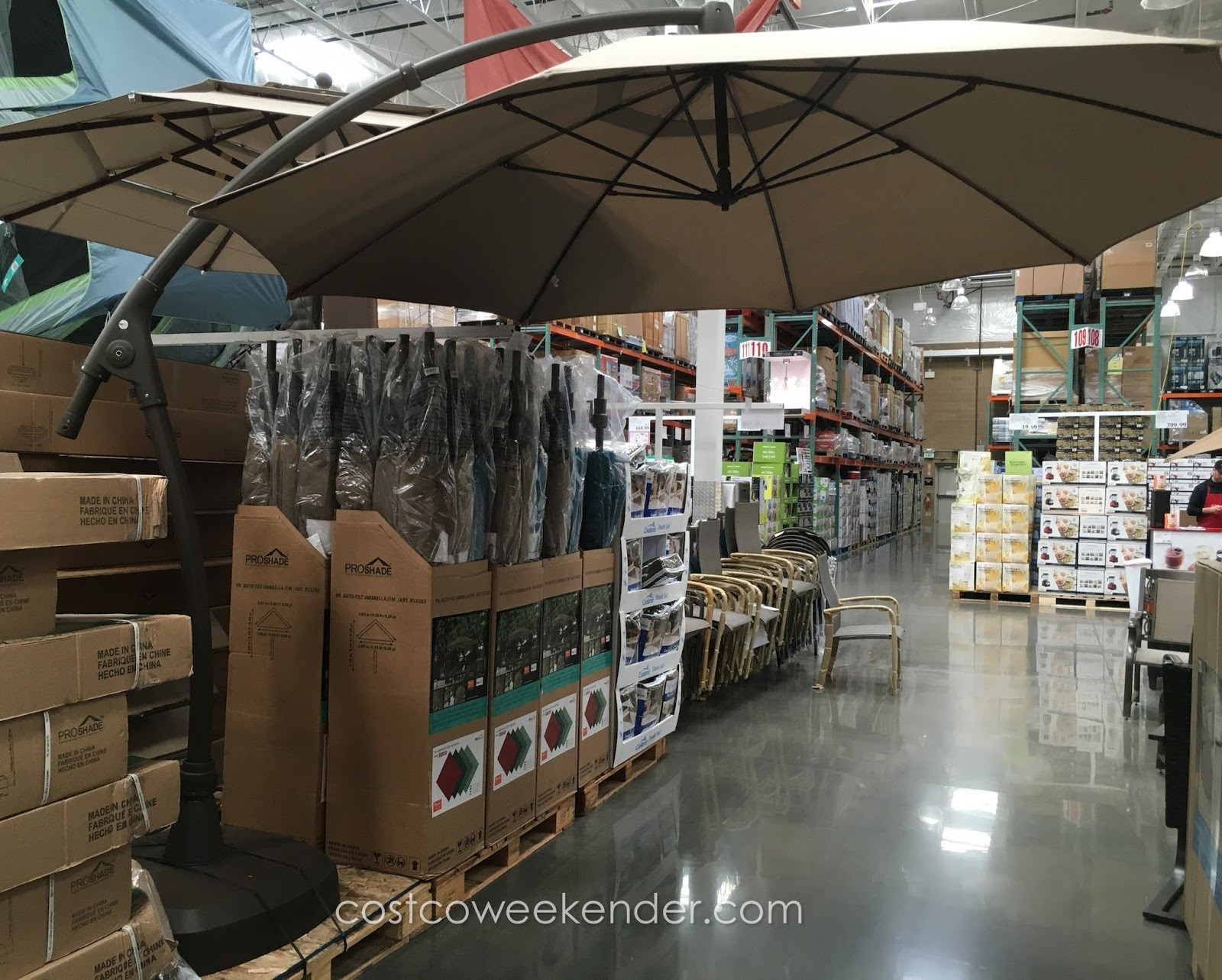 Best ideas about Costco Patio Umbrella . Save or Pin Outdoor Add Style To Your Outdoor Area With fset Now.