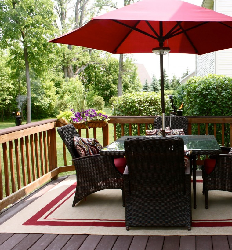 Best ideas about Costco Patio Umbrella . Save or Pin Accessories Beautiful Outdoor Design With Amazing Costco Now.
