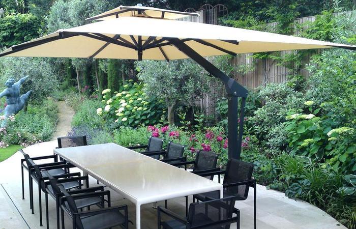 Best ideas about Costco Patio Umbrella . Save or Pin Foot Rectangular Patio Umbrella Eva Solar fset Small Now.