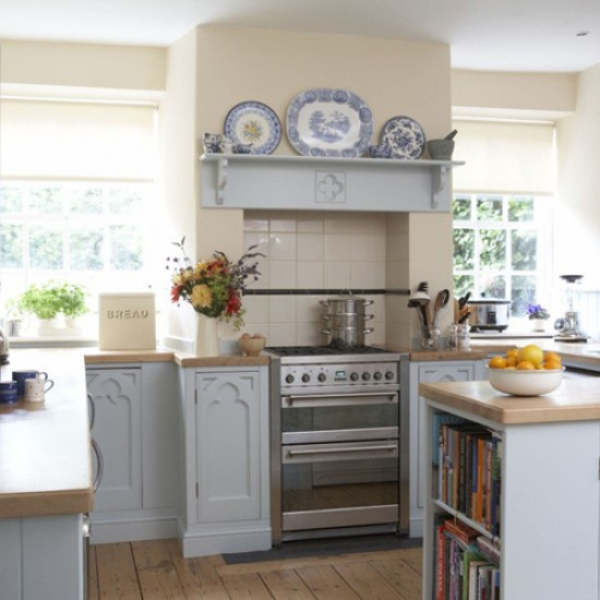 Best ideas about Cottage Kitchen Ideas . Save or Pin Country cottage kitchen designs make a lively and Now.