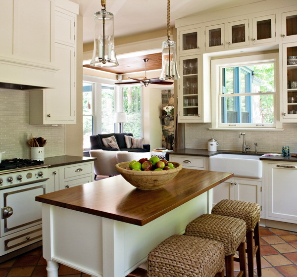 Best ideas about Cottage Kitchen Ideas . Save or Pin 20 Charming cottage style kitchen decors Now.