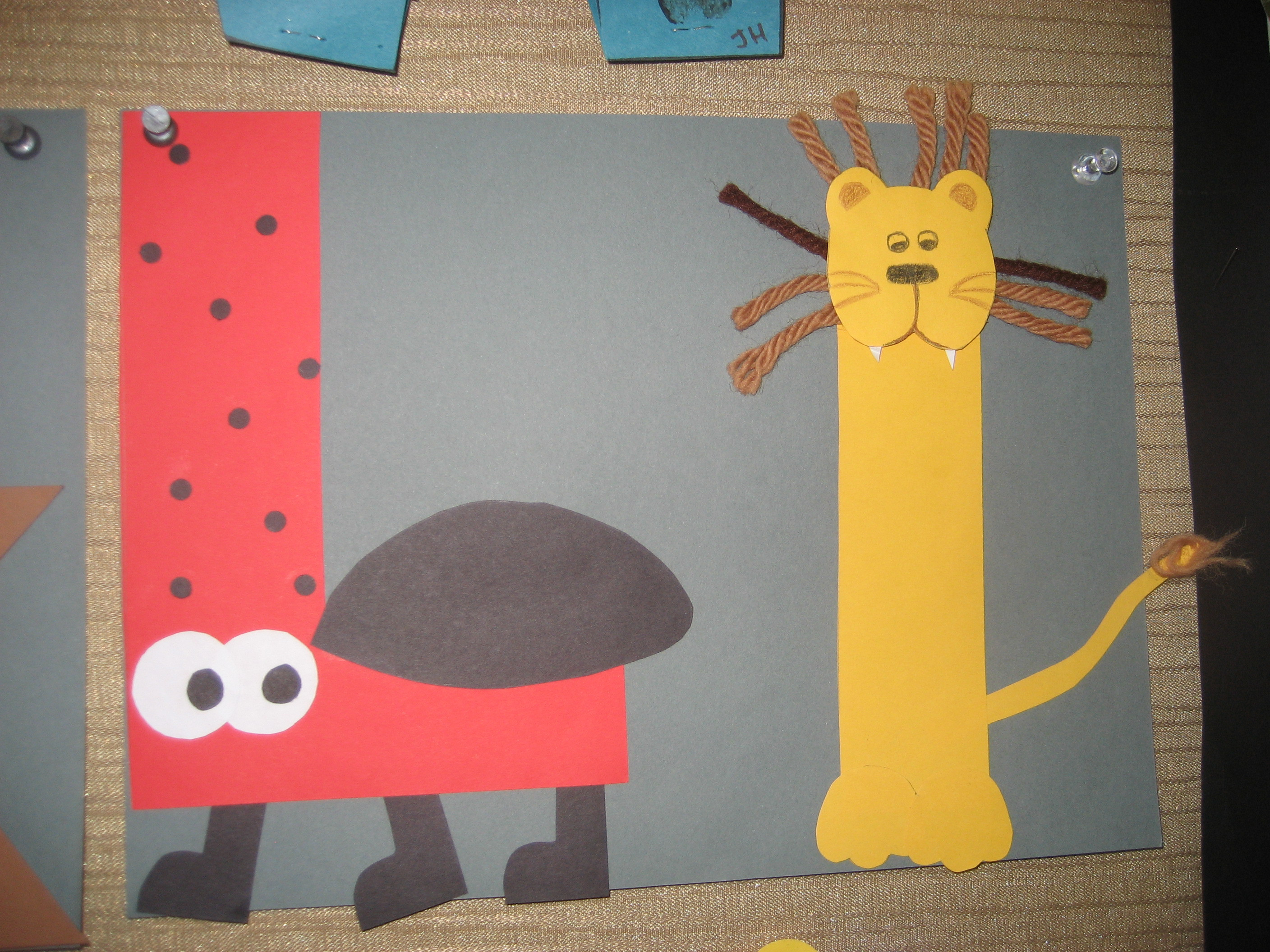 Best ideas about Craft Activities For Preschoolers . Save or Pin Letter L Crafts Preschool and Kindergarten Now.