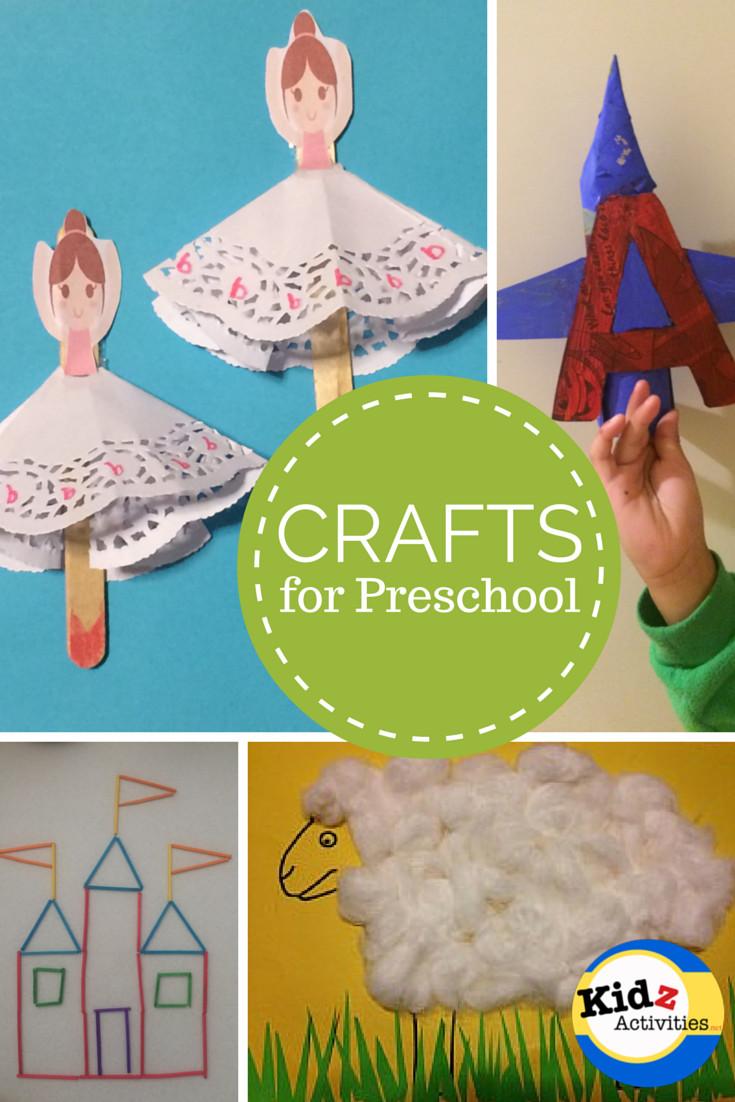 Best ideas about Craft Activities For Preschoolers . Save or Pin Crafts for Preschool Kidz Activities Now.