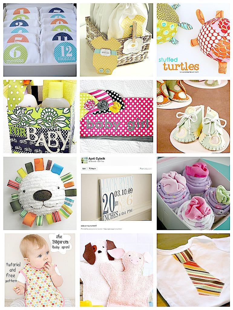 Best ideas about Craft Ideas For Baby Shower Gifts . Save or Pin 12 DIY Baby Shower Gift Ideas and My Hardest Pregnancy Now.
