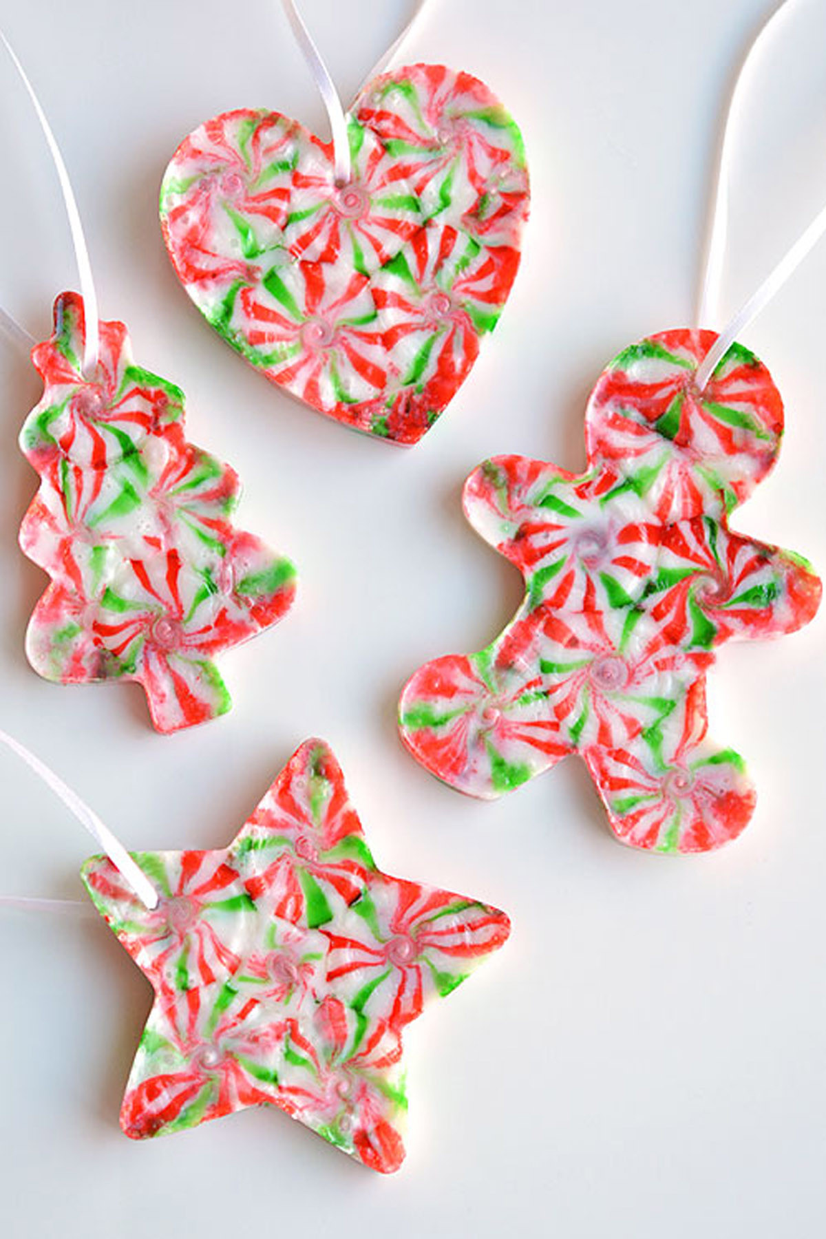 Best ideas about Craft Ideas For Christmas . Save or Pin 55 Easy Christmas Crafts Simple DIY Holiday Craft Ideas Now.