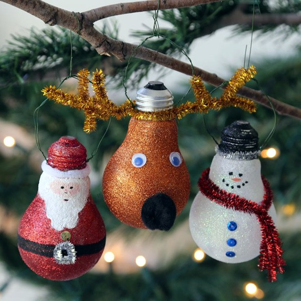 Best ideas about Craft Ideas For Christmas . Save or Pin 40 Christmas Craft Ideas to Try This Year Now.
