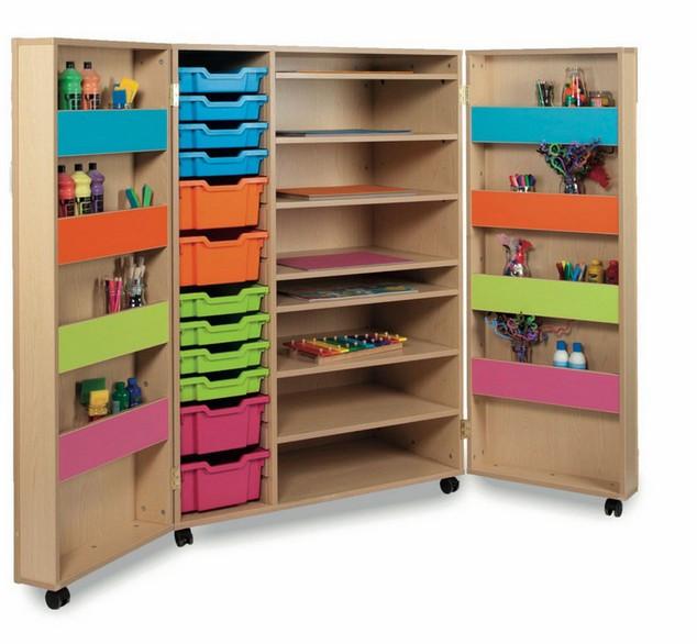 Best ideas about Craft Storage Cabinets . Save or Pin Diy Craft Storage Cabinet Now.