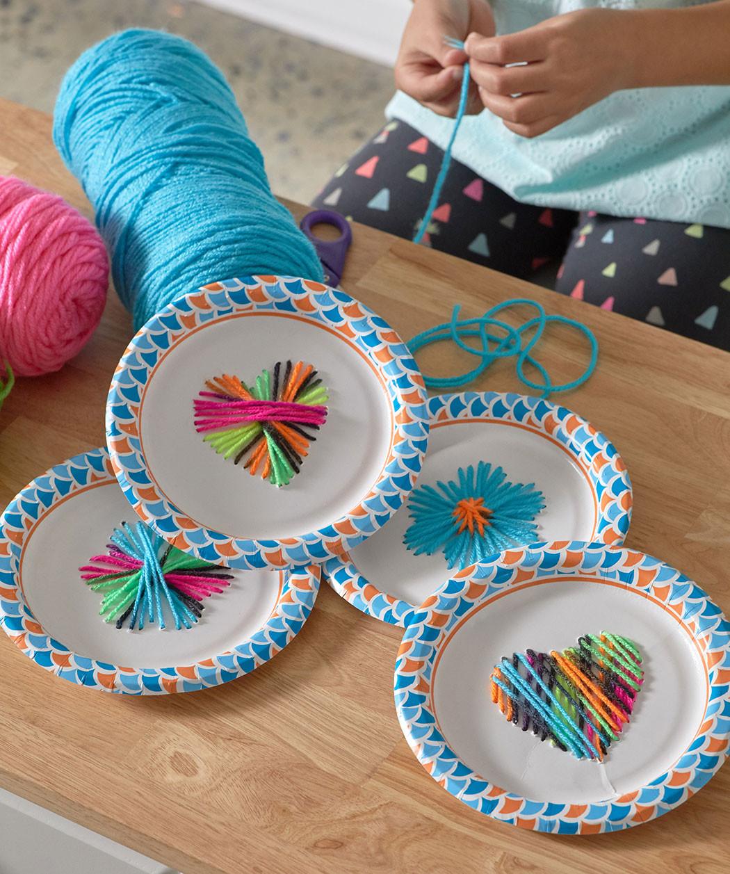 Best ideas about Crafts Fir Kids . Save or Pin 18 Cool Kids Crafts Ideas Now.