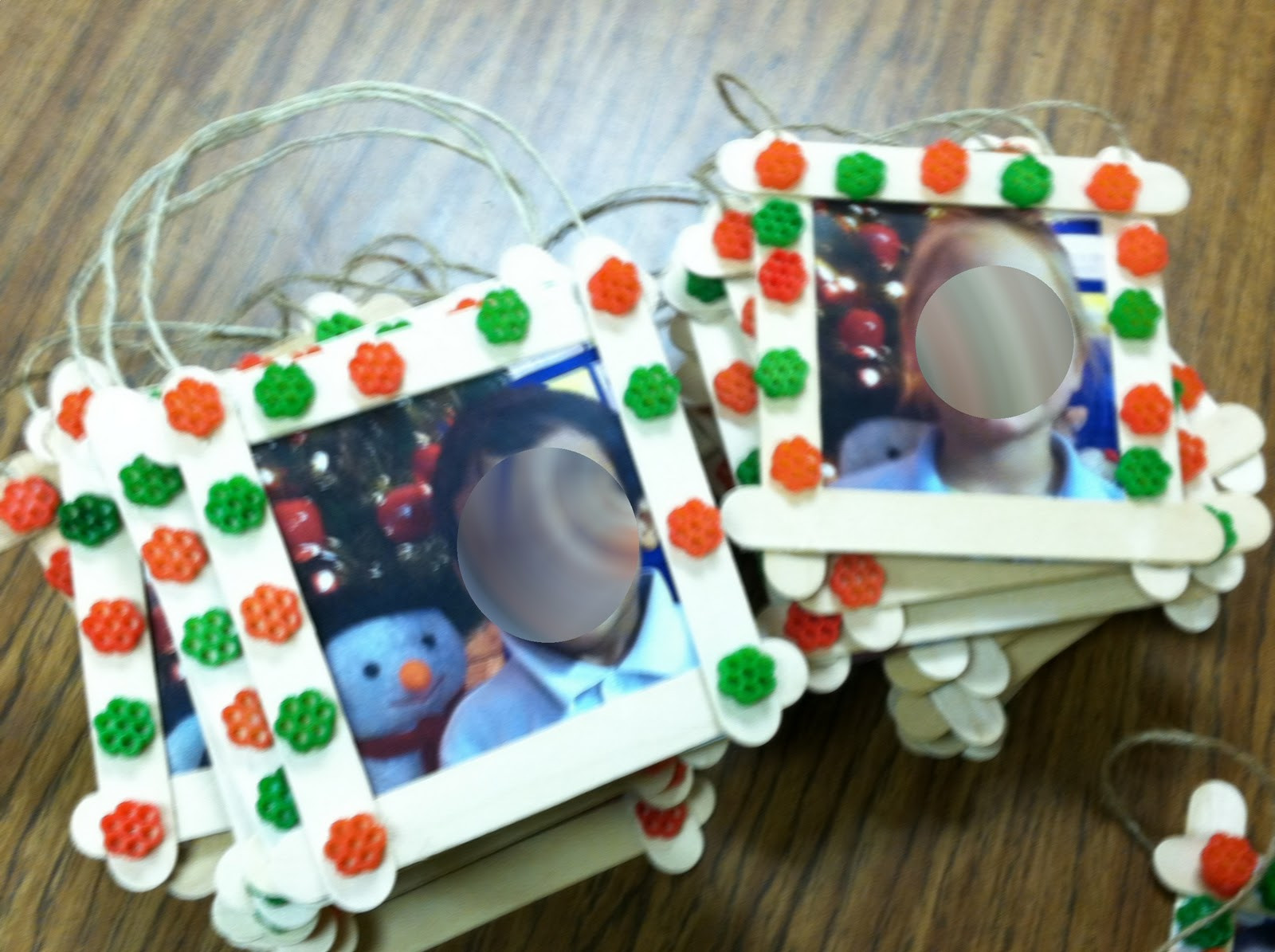 Best ideas about Crafts For Christmas Gifts . Save or Pin Ketchen s Kindergarten January 2012 Now.