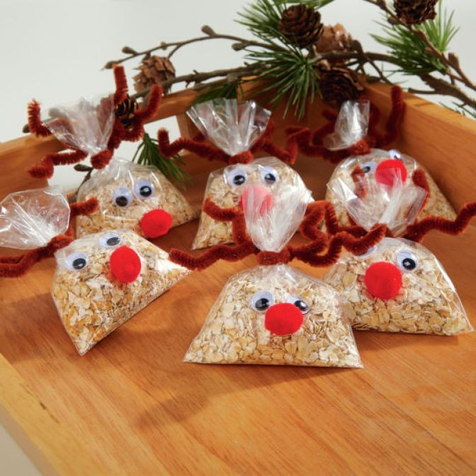 Best ideas about Crafts For Christmas Gifts . Save or Pin DIY Reindeer Food for Christimas Eve Now.