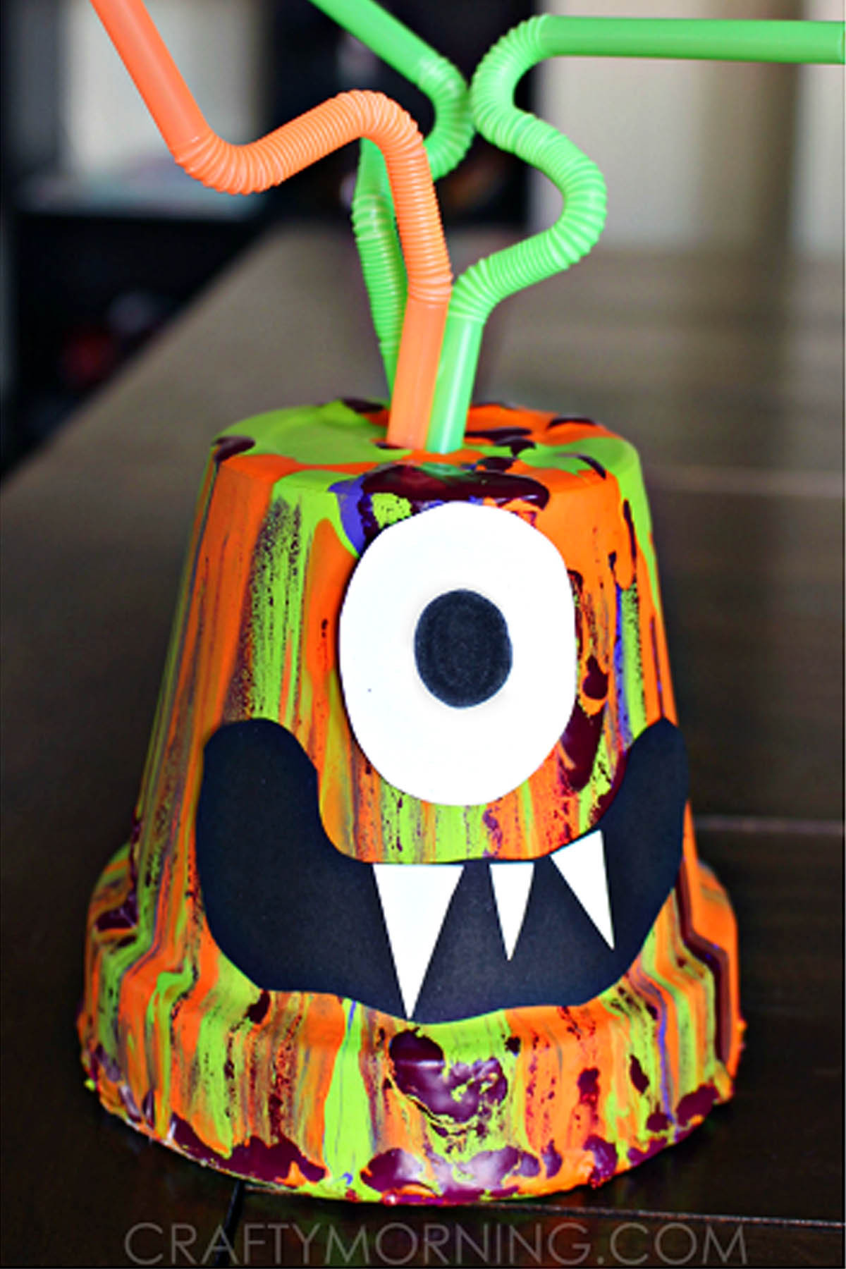 Best ideas about Crafts For Kids . Save or Pin 20 Easy Halloween Crafts for Kids Fun Halloween Craft Now.