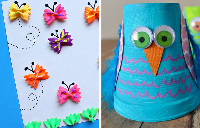 Best ideas about Crafts For Kids To Do At Home . Save or Pin 31 Crafts for Kids to Make at Home Now.
