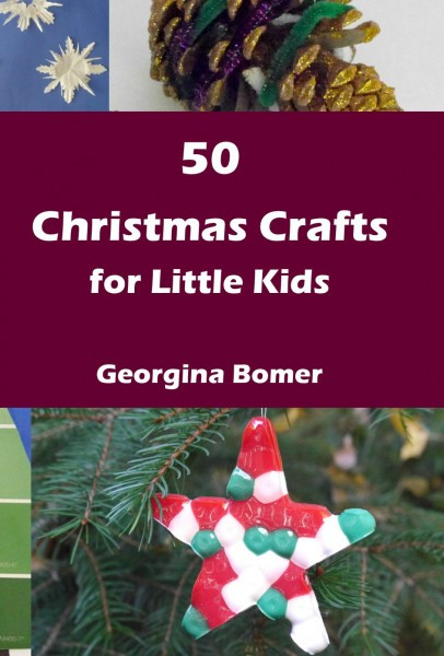 Best ideas about Crafts For Little Kids . Save or Pin 50 Christmas Crafts for Little Kids Ebook Craftulate Now.
