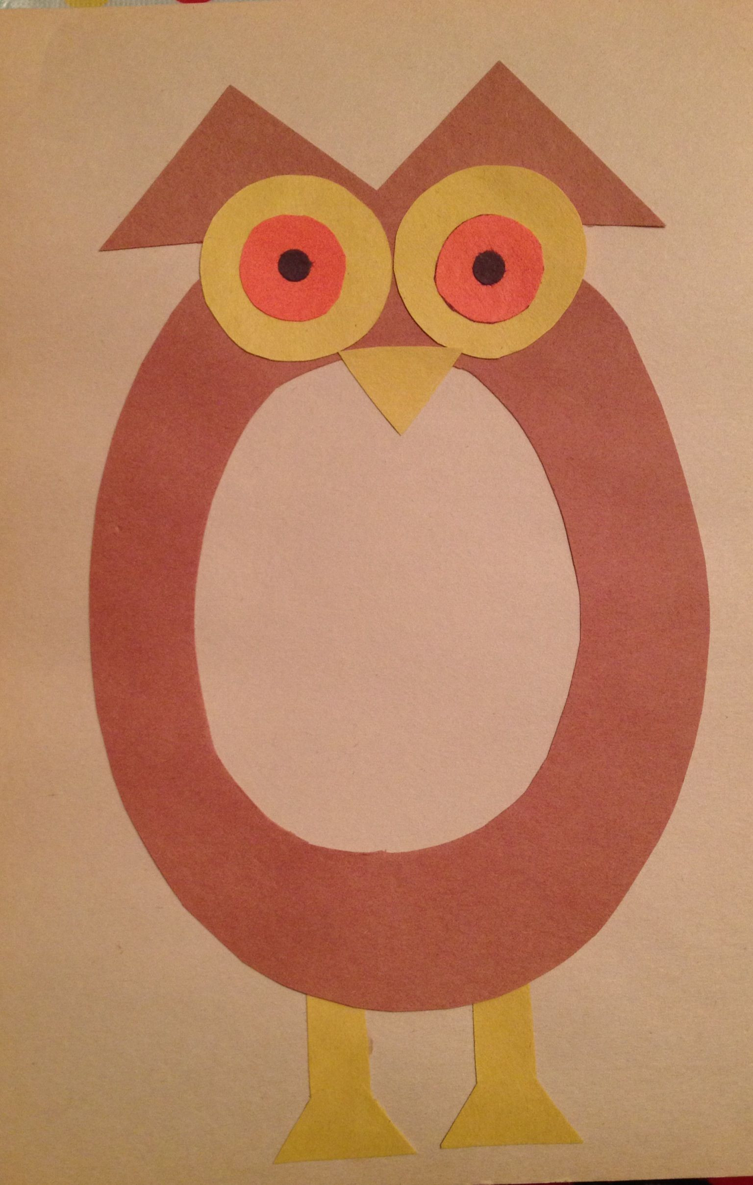 Best ideas about Crafts For Preschool Kids . Save or Pin Preschool letter O craft Now.