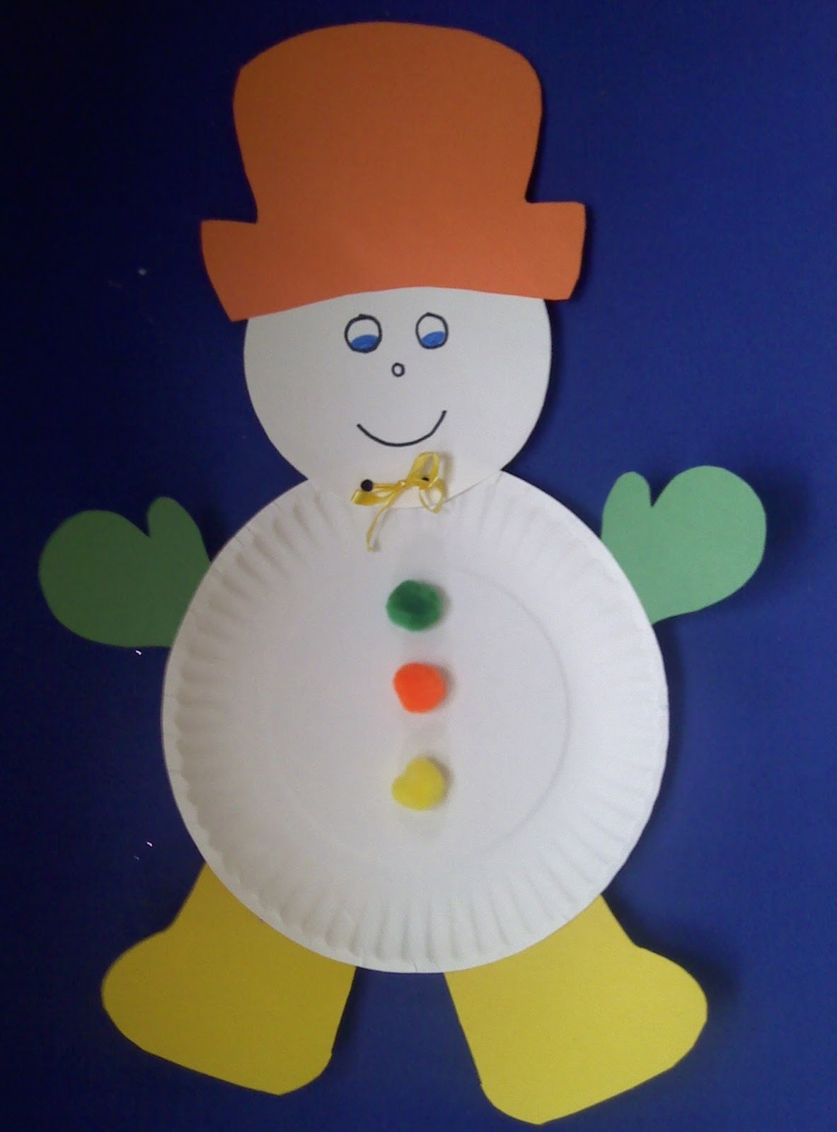 Best ideas about Crafts For Preschool Kids . Save or Pin Crafts For Preschoolers January 2012 Now.