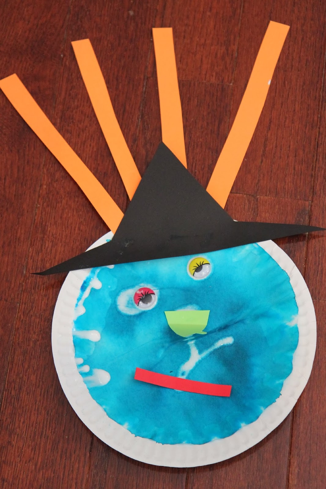 Best ideas about Crafts For Preschool Kids . Save or Pin Toddler Approved Witch Themed Preschool Crafts Now.