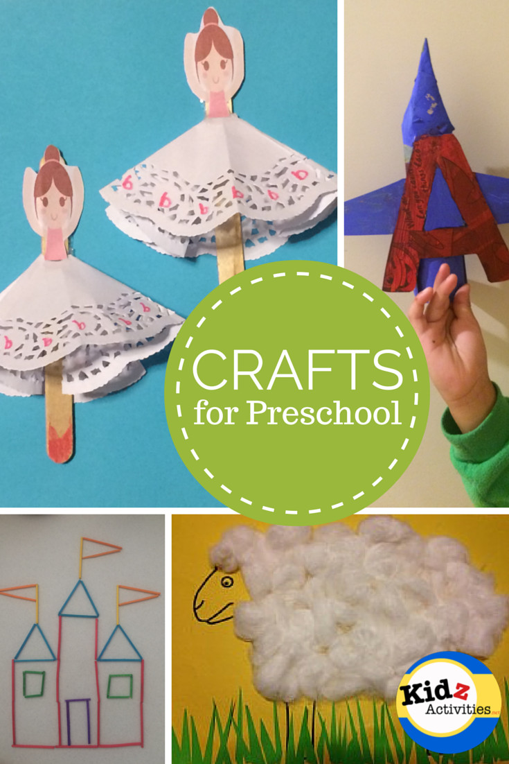 Best ideas about Crafts For Preschool Kids . Save or Pin CRAFTS for Preschool Kidz Activities Now.