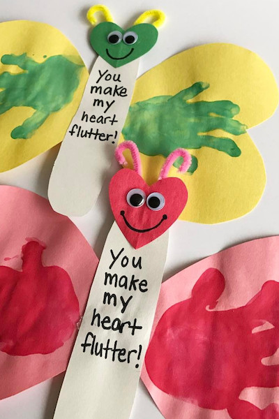 Best ideas about Crafts Ideas For Kids . Save or Pin 28 Valentine s Day Crafts for Kids Fun Heart Arts and Now.