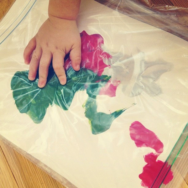 Best ideas about Crafts To Do With Baby . Save or Pin Fun Art Projects for Babies Now.