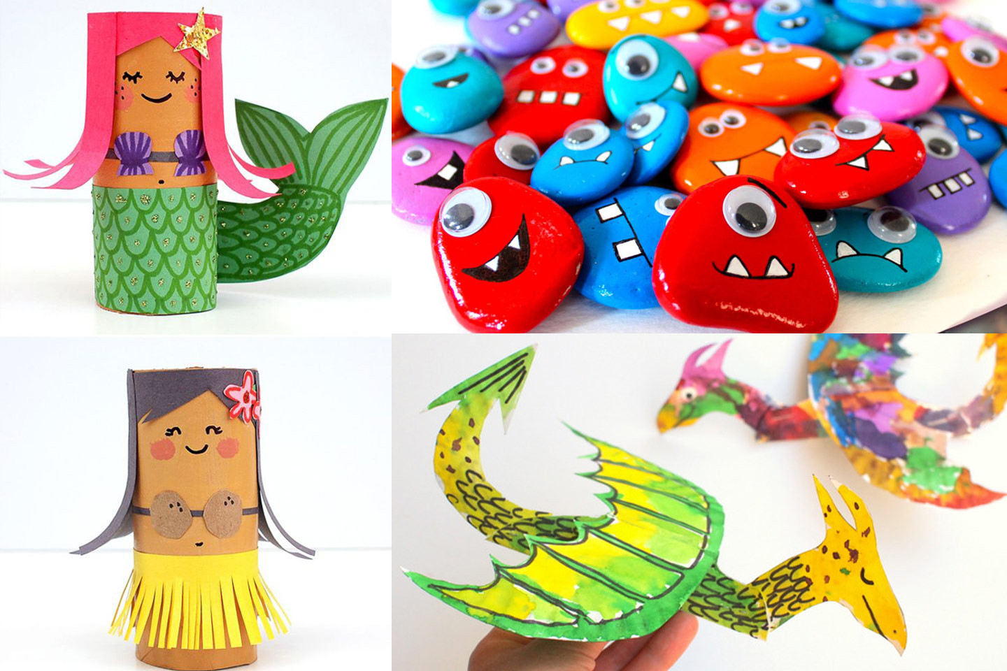 Best ideas about Creative Crafts For Kids . Save or Pin 50 Creative Crafts to Keep your Kids Busy Now.