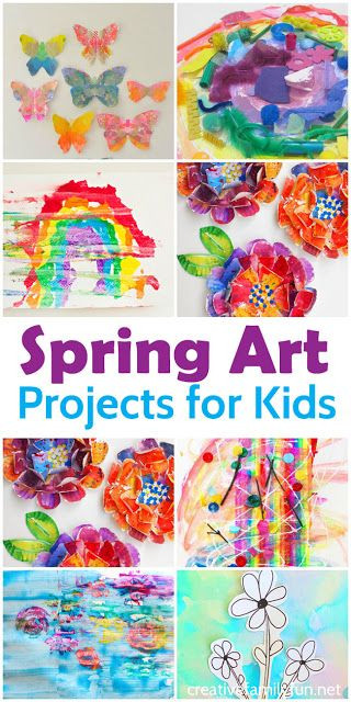 Best ideas about Creative Project For Kids . Save or Pin 17 Best images about Spring crafts and activities on Now.