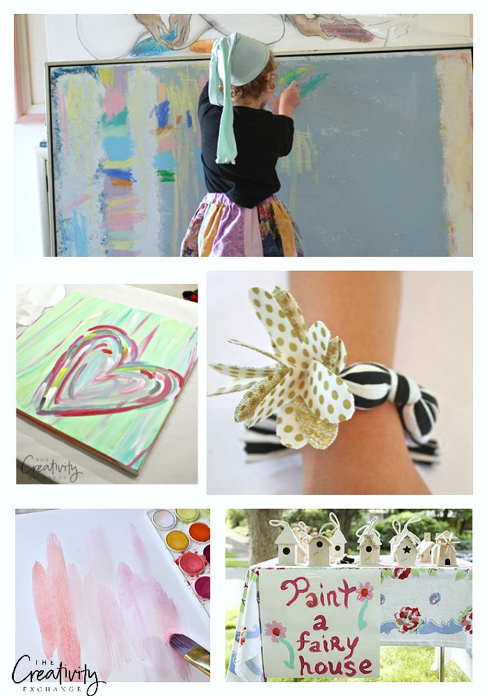 Best ideas about Creative Project For Kids . Save or Pin Creative Summer Craft Projects for the Kids Now.