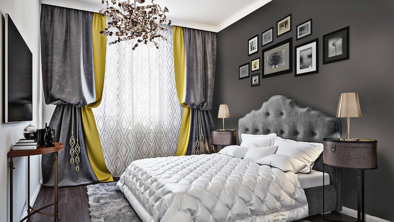 Best ideas about Curtain Idea For Bedroom . Save or Pin Bedroom Curtains Designs of 2018 Now.