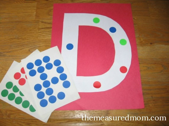 Best ideas about D Crafts For Preschoolers . Save or Pin 8 Letter D Crafts The Measured Mom Now.