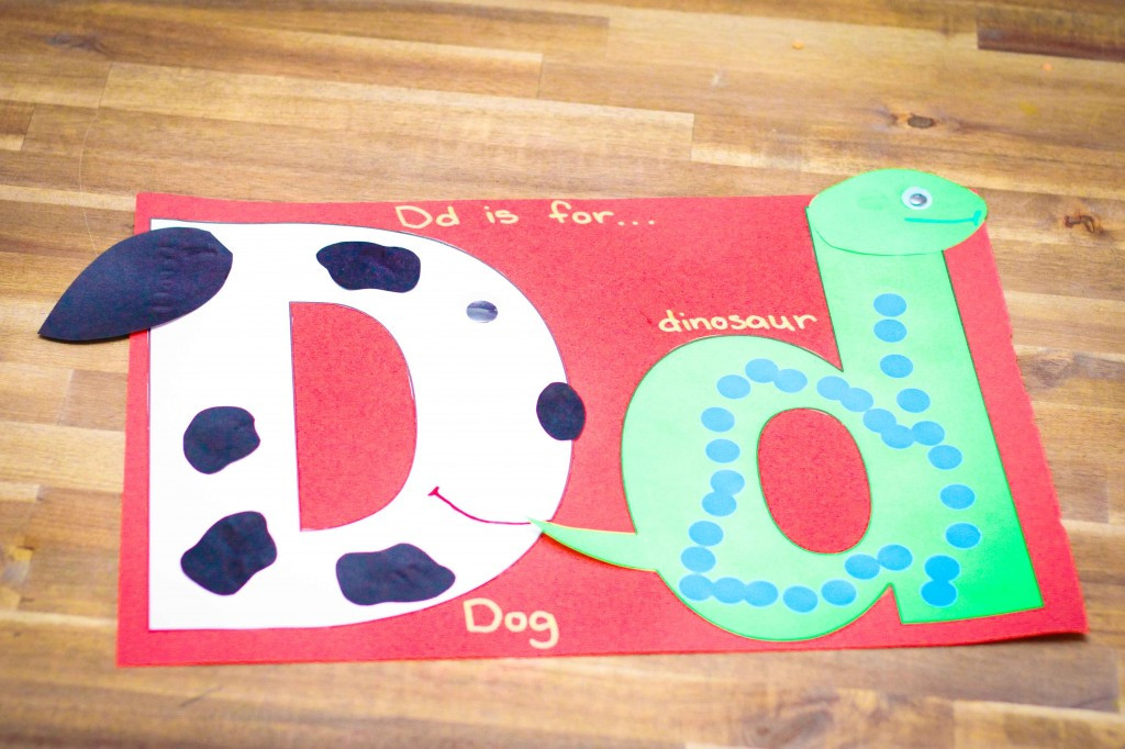 Best ideas about D Crafts For Preschoolers . Save or Pin Letter D Crafts for Preschool Preschool and Kindergarten Now.