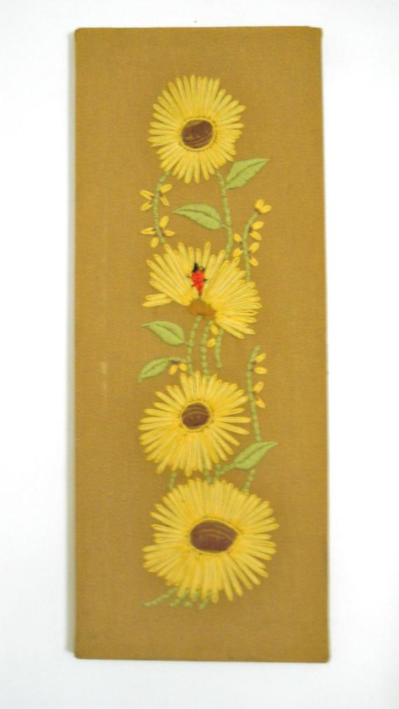 Best ideas about Daisy Kitchen Decorations . Save or Pin Daisy Decor Yellow Decor Yellow Kitchen Decor Ladybug Decor Now.