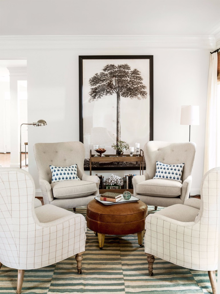 Best ideas about Decor For Living Room . Save or Pin The Best Ways to Display Art in Your Living Room Decor Now.