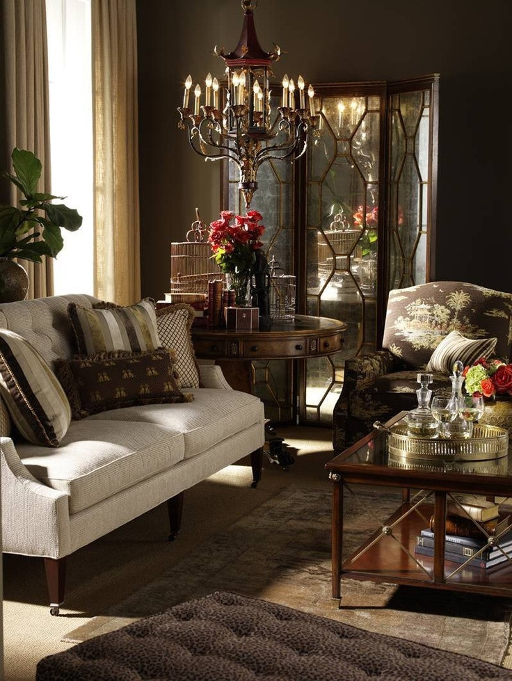 Best ideas about Decor For Living Room . Save or Pin Traditional Living Room Decorating Ideas Now.