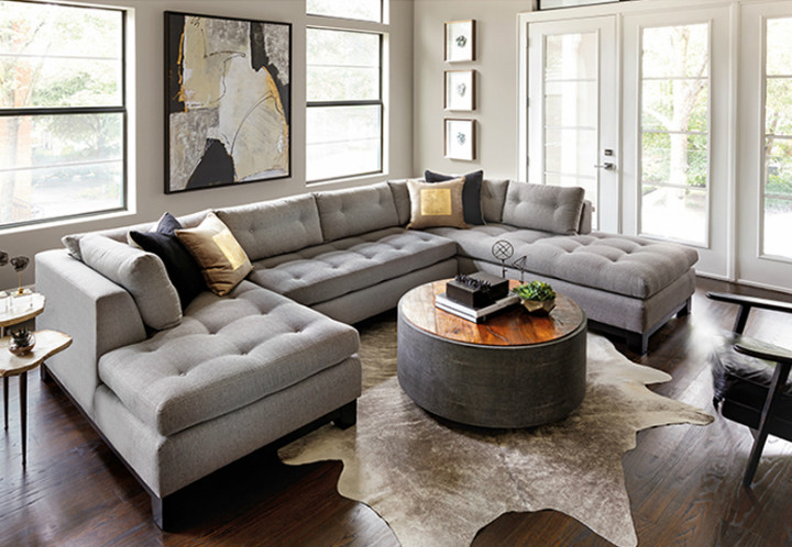 Best ideas about Decorating Ideas For Family Room . Save or Pin 70 Living Room Decorating Ideas For Every Taste Decoholic Now.