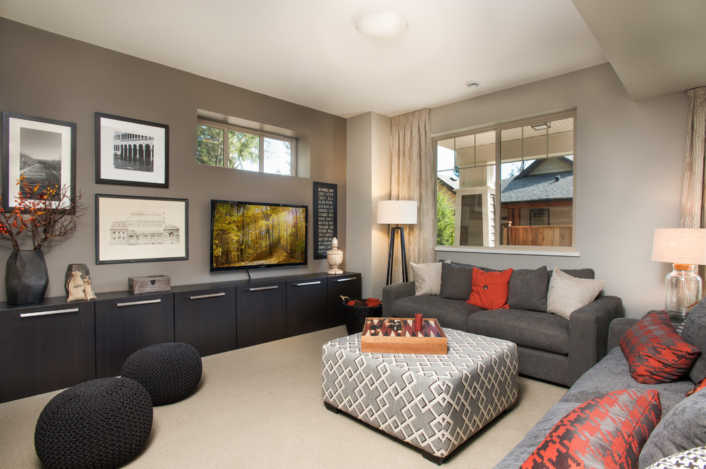 Best ideas about Decorating Ideas For Family Room . Save or Pin Inexpensive Flooring Ideas For Small Family Room Now.