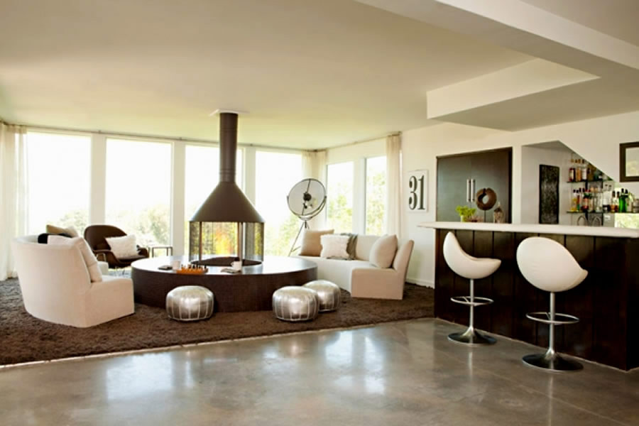 Best ideas about Decorating Ideas For Family Room . Save or Pin Family Room Design Ideas Now.