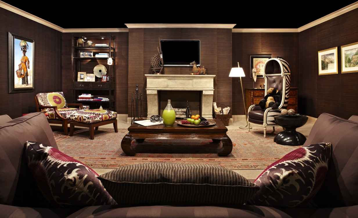 Best ideas about Decorating Ideas For Family Room . Save or Pin The WDC Blog Now.