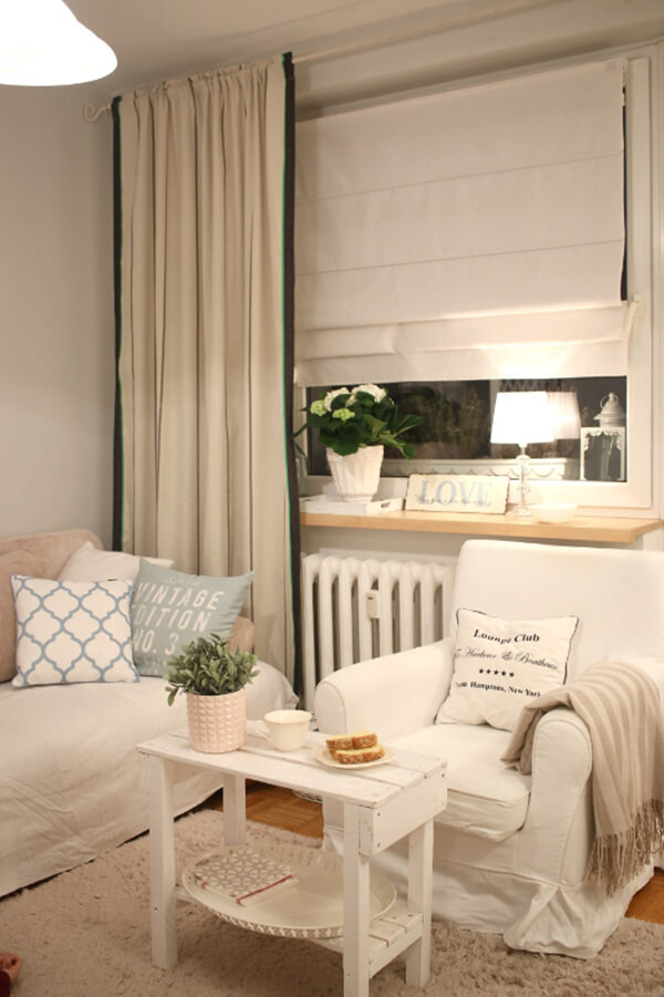 Best ideas about Decorating Small Living Room . Save or Pin 25 Best Small Living Room Decor and Design Ideas for 2019 Now.