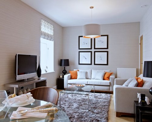 Best ideas about Decorating Small Living Room . Save or Pin Small Living Rooms Home Design Ideas Remodel Now.