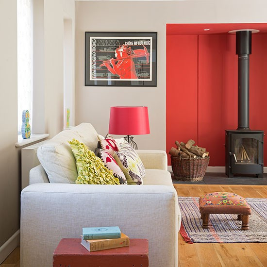 Best ideas about Decorating Small Living Room . Save or Pin Small living room ideas Now.