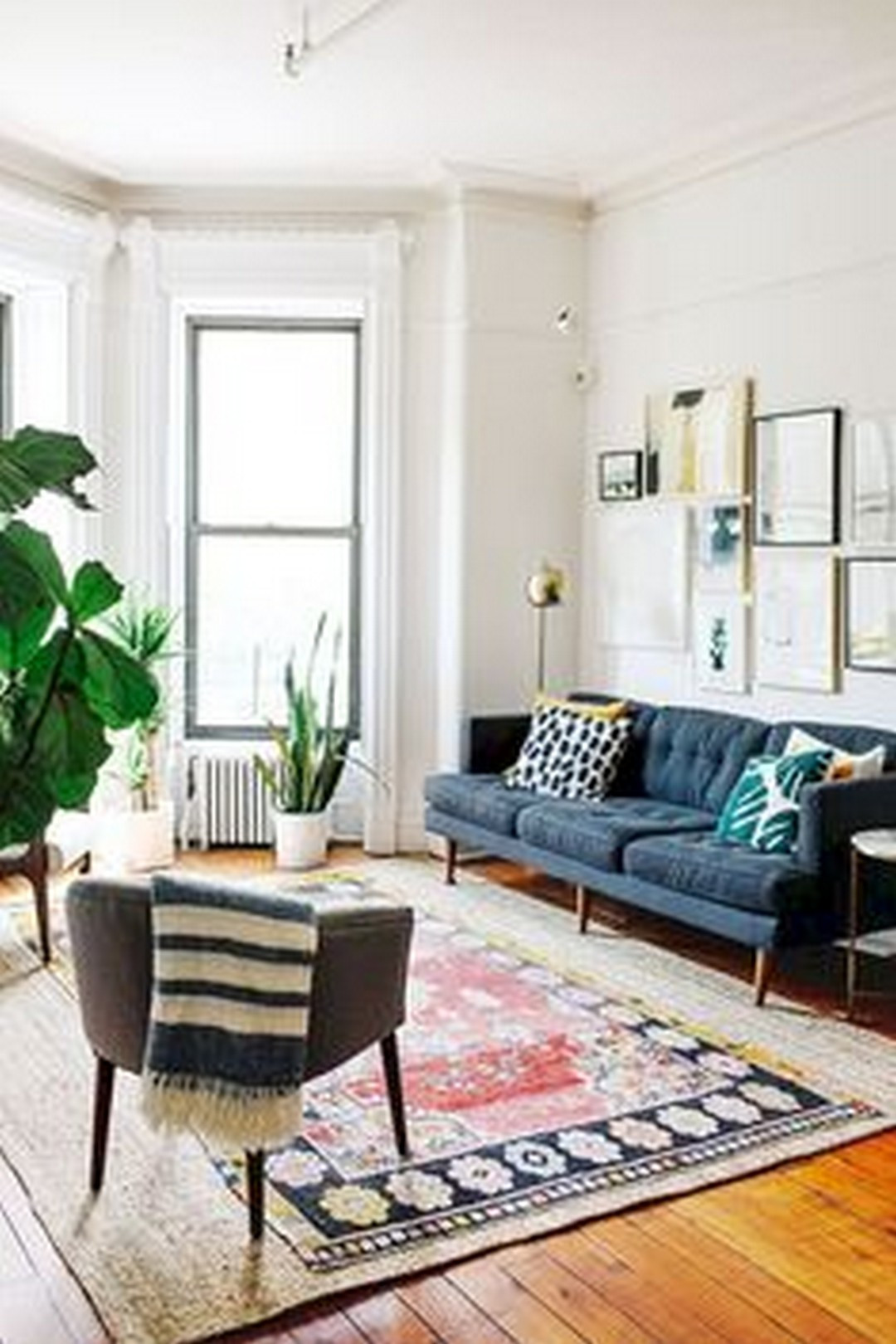Best ideas about Decorating Small Living Room . Save or Pin Perfect And Cozy Small Living Room Design 5 De agz Now.