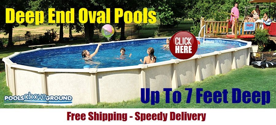 Best ideas about Deepest Above Ground Pool . Save or Pin Ground Pool 6ft Deep Portable Swimming Pools Within Now.