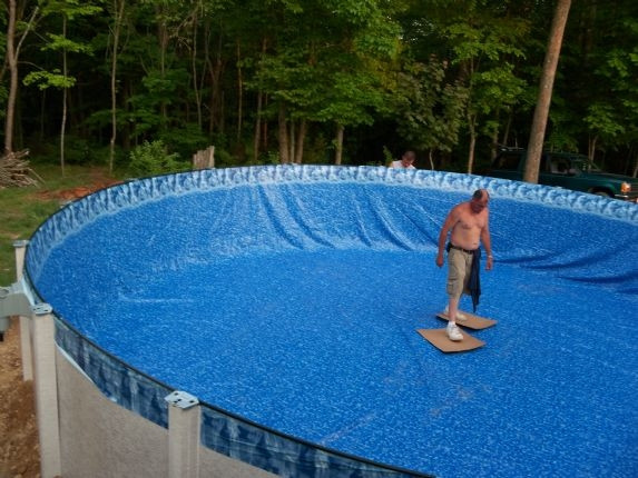 Best ideas about Deepest Above Ground Pool . Save or Pin deep above ground pools for Property Decoration Now.