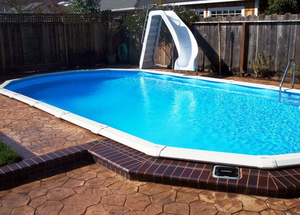 Best ideas about Deepest Above Ground Pool . Save or Pin Vital Pieces of Ground Pools With Deep End Now.