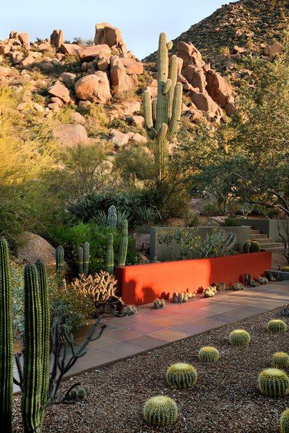 Best ideas about Desert Garden Ideas . Save or Pin Desert Garden Design Ideas Now.