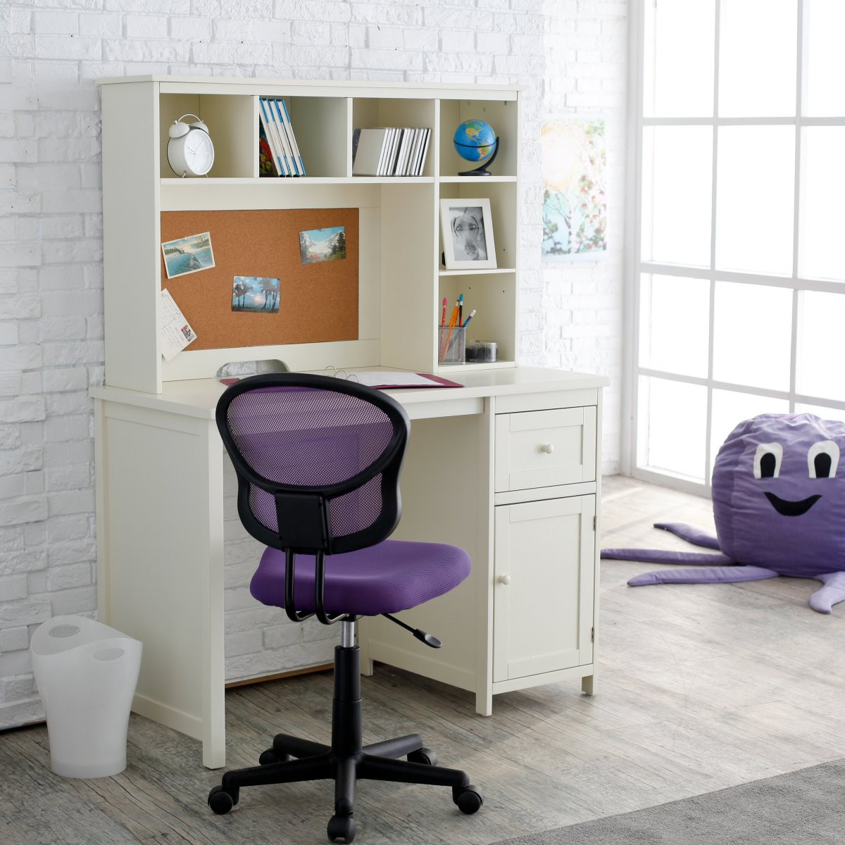 Best ideas about Desk For Bedroom . Save or Pin Desks for Bedrooms Home Furniture Design Now.