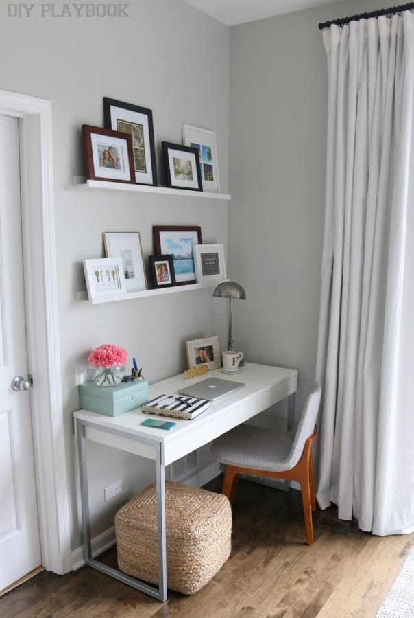 Best ideas about Desk For Bedroom . Save or Pin 4 office desk bedroom DIY Playbook Now.