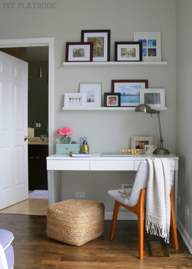 Best ideas about Desk For Bedroom . Save or Pin How to Hide Desk Cords Tips Tricks & Tutorial Now.